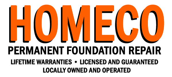 HOMECO Permanent Foundation Repair logo